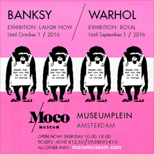 Banksy / Warhol Exhibition