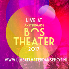 Live At: Amsterdamse Bostheater - Logo 2017