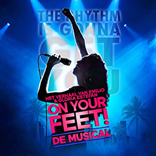 On Your Feet! - On your FEet! - eerste poster