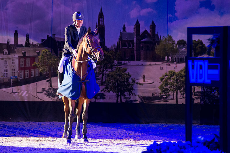 Jumping Indoor Maastricht - JIM 2015- III