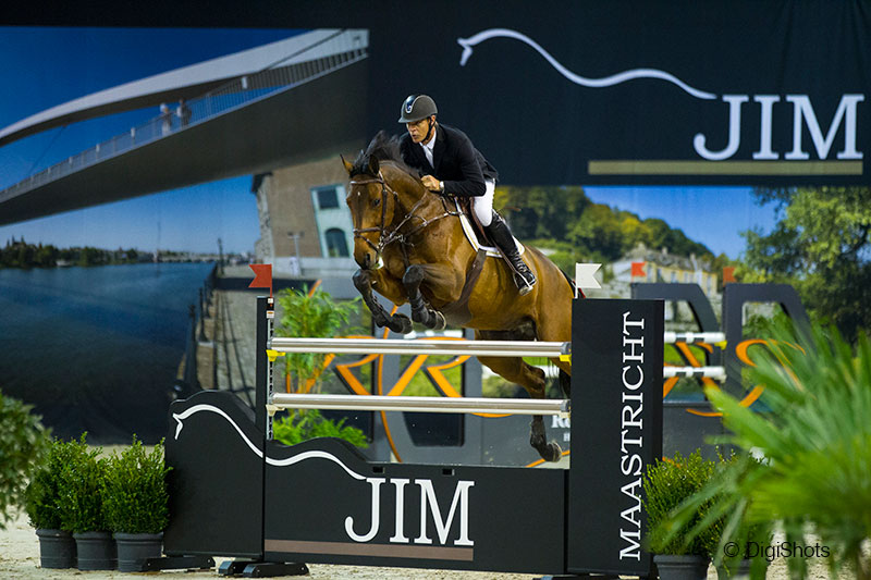 Jumping Indoor Maastricht - JIM 2015 - V