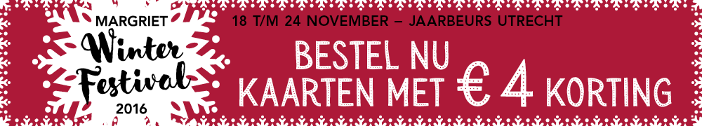 Margriet Winter Festival - Boek nu je tickets