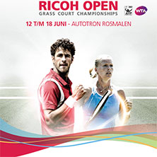 Ricoh Open 2017  - Tickets