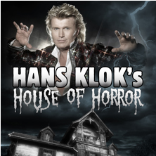 Hans Klok's House of Horror - Tickets