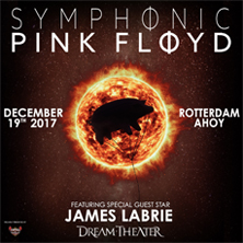 Symphonic Pink Floyd ft. James Labrie - ROTTERDAM - Tickets