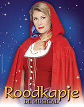 Roodkapje De Musical - Tickets