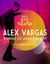 Alex Vargas - Tickets