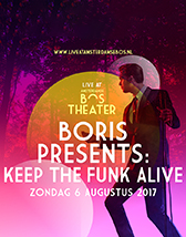 Boris - Keep The Funk Alive - Tickets