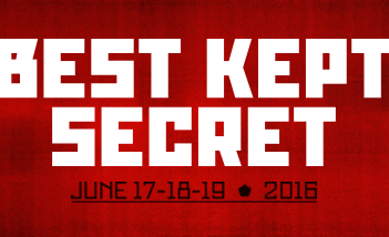 Best kept secret festival