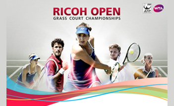 Ricoh Open - Tickets