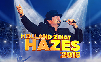 Holland Zingt Hazes 2018 - Tickets