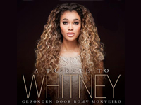 Romy Monteiro brengt 'A Tribute To Whitney' uit!
