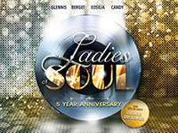 Ladies of Soul viert 5-jarig jubileum in de lente van 2018 in de Ziggo Dome