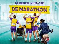 Dé musical must-see De Marathon is in première gegaan!