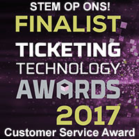 Ticketing Technology Awards 2017 - nominee